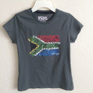 Down South Tees 4 Africa Youth T-Shirt Size S
